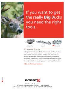Big Bucks, Right Tools