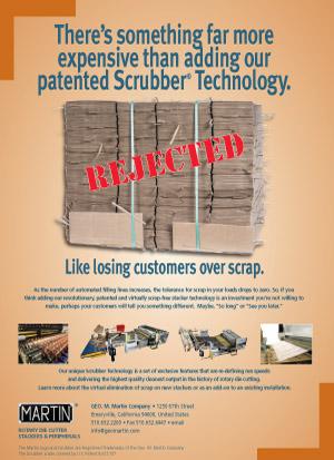 Geo Martin Scrubber Technology